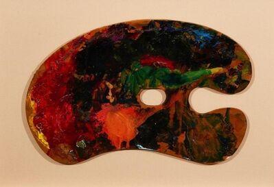John Perceval, 'Artist's Palette'