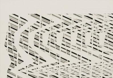 John Plumb, 'Banner Design (No. 41)', 1977