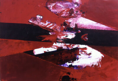 Luis Feito, 'Untitled', 2007