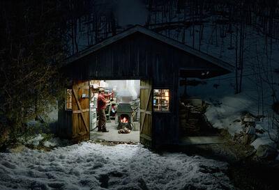 Scott McFarland, 'Sugar Shack, Caledon, Ontario (Study 2)', 2013