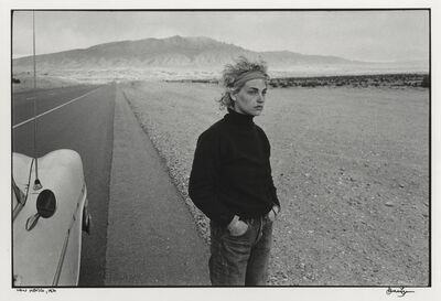 Danny Lyon, 'Stephanie, Sandoval County, New Mexico', 1970