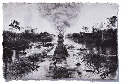 """Marcelo Daldoce, 'O Trem das 7 """"The 7 O'Clock Train""""', 2018"""