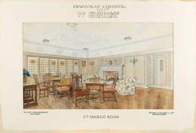 Anonymous, '1st Smoking Room', 20th century