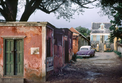 Fred Herzog, 'Side Road, Curacao', 1967