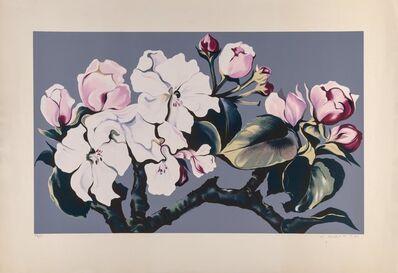 Lowell Nesbitt, 'Apple Blossoms', 1980