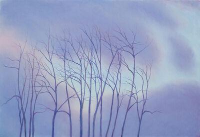 Jim Schantz, 'Vermont Winter Trees'