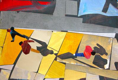 David Kapp, 'Three Figures', 2013