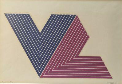 Frank Stella, 'Ifafa I', 1967