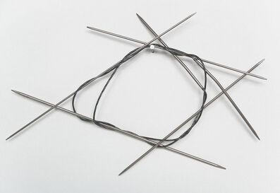 Jenni Tischer, 'Curves and Lines VIII', 2015