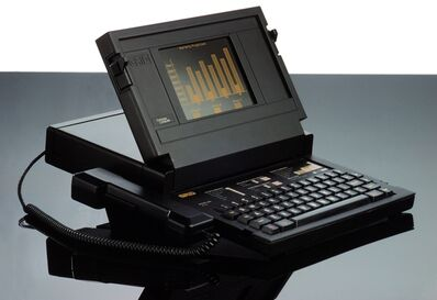 William Moggridge, 'GRiD Compass Laptop Computer Prototype', 1981