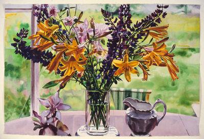 Carolyn Brady, 'Midsummer Day Bouquet', 1986
