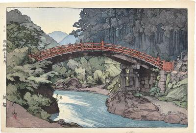Yoshida Hiroshi, 'Sacred Bridge', 1937