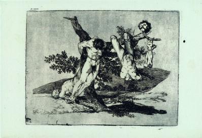 Francisco de Goya, 'Los Desastres de la Guerra', 1810