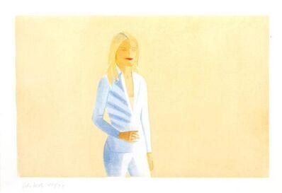 Alex Katz, 'Sissel', 2006
