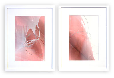 Marina Dunbar, 'Movement Study in Rose', 2019
