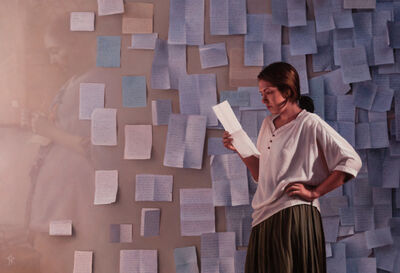 Patrick Kramer, 'A Correspondence', 2018