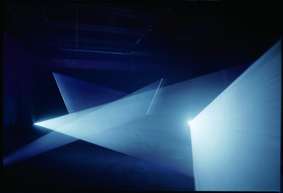 Anthony McCall, 'Long Film for Four Projectors', Exhibited in 2003-first installed in 1974