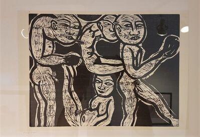 Akio Takamori, 'Fuck', 1996