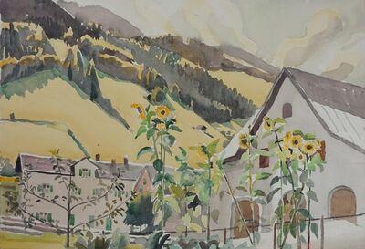 Edith Mary Lawrence, 'Im Schwanden', ca. 1965