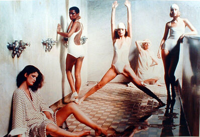 Deborah Turbeville, 'Bath House, New York, VOGUE', 1975