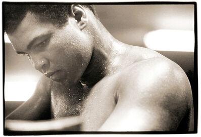 Michael Gaffney, ' Muhammad Ali, The Champ', 1978