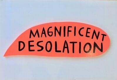 Martha Rich, 'Magnificent Desolation', 2019