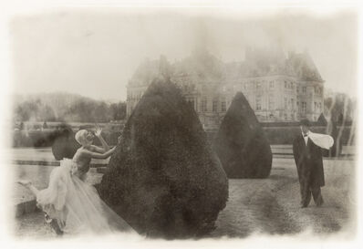 Deborah Turbeville, 'Rosima in Comme des Garçons at Vaux le Vicomte, for Parco, France', 1985
