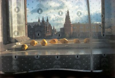 Sam Abell, 'Pears, Moscow,', 1983/2019