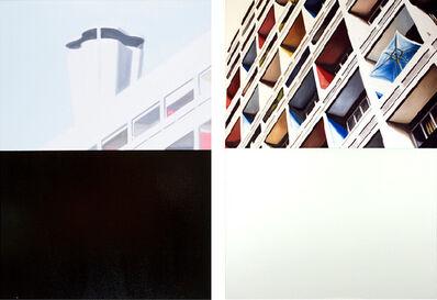 Enrique Hernandez, 'Apunte sobre Arquitectura II / Black Unidada Habitacional Marsella ', 2015