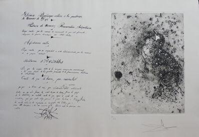 Salvador Dalí, 'La Dentelliere', 1958