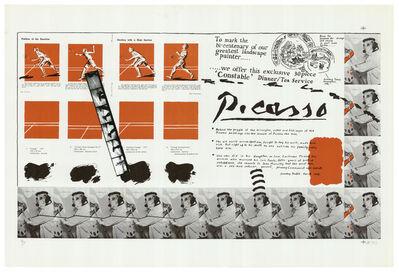 Derek Boshier, 'Public Palette', 1977