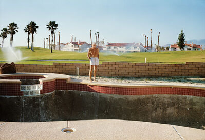 Larry Sultan, 'Empty Pool, from the series Pictures from Home  ', 1991