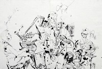Jonathan Glass, 'Joan Stiles Trio at Jazz Gallery', 2012