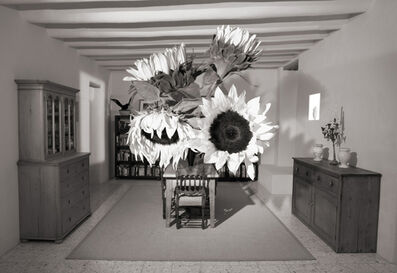 Nic Nicosia, 'SaFe House #1 (Sunflowers)', 2004