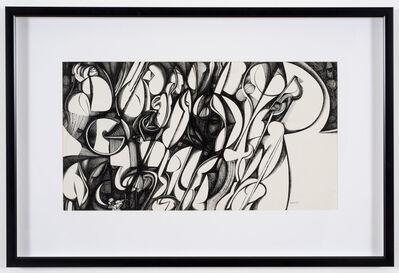 Ibrahim El-Salahi, 'Alphabet', 1992