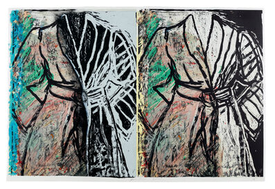Jim Dine, 'The Magic Sleeves', 2020