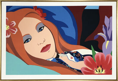 Tom Wesselmann, 'Lulu (from Metropolitan Fine Art)', 1982