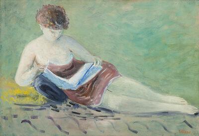 Umberto Lilloni, 'Donna che legge', 1959