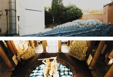 Vincenzo Castella, 'Palazzo delle Esposizioni - Nuovo Sacher Arena, Roma', 1997