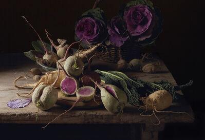 Paulette Tavormina, 'Watermelon Radishes', 2009
