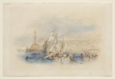 J. M. W. Turner, 'Genoa', 1832