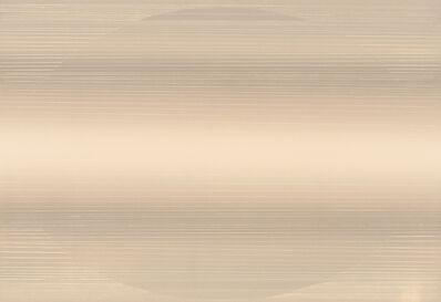 Ed Clark (1926-2019), 'Untitled (Beige) ', 1975