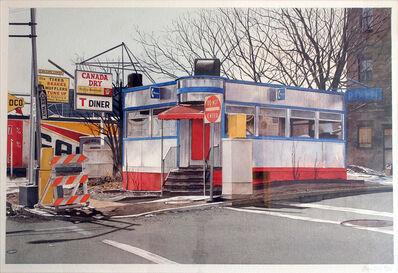 John Baeder, 'T Dinner, Restaurant  Canada Dry', 1982