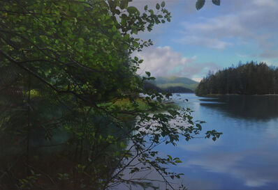 Alexandra Pacula, 'Mountain Lake', 2021