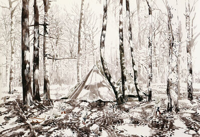 Malgosia Jankowska, 'Im Wald (In the Wood)', 2017