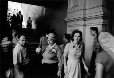 William Klein, 'Magasin Goum, Moscow', 1959