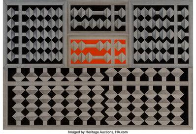 Yoshio Sekine, 'Abacus No. 250', 1971