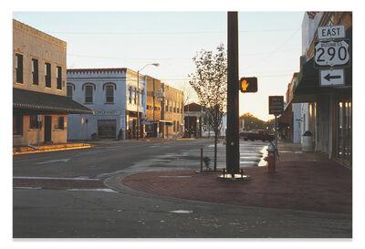 Rod Penner, '290 East / Brenham, TX', 2008