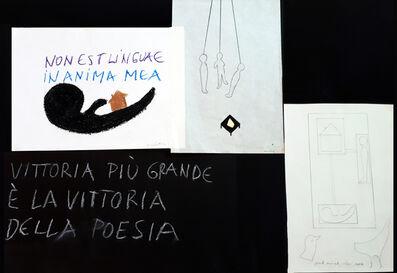 Vlado Martek, 'Vittoria piu grande e la vittoria della poesia', 1993/2019