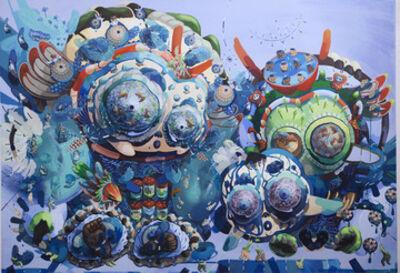 Mi Ju, 'Water!', 2012